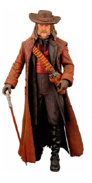 Jonah Hex Series 1 Quentin Turnbull 7' action figur neca. Neu