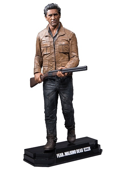 The Walking Dead Series Travis Manawa Color Tops action figur Neu