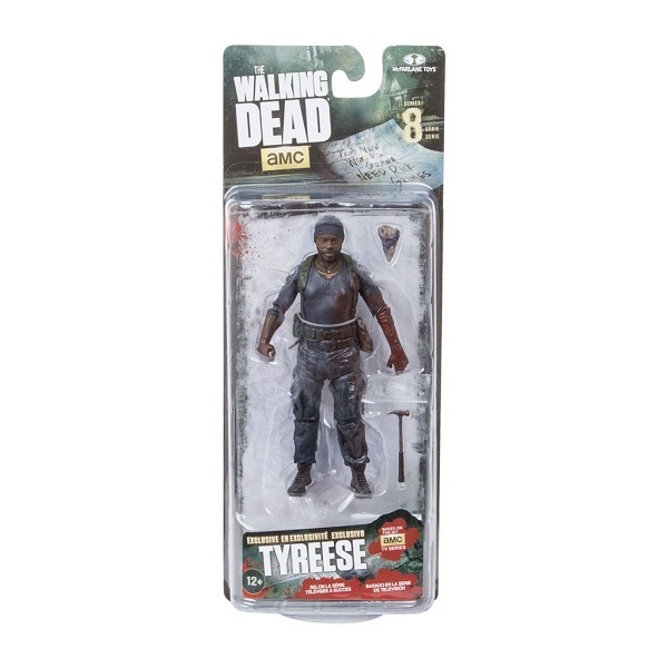 The Walking Dead Series 8 Tyreese action figur Neu