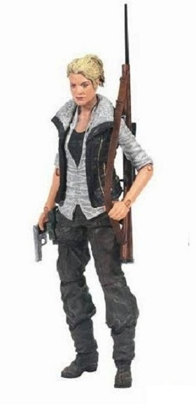 The Walking Dead Series 4 Andrea action figur Neu