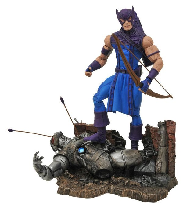 Marvel Select - Hawkeye Classic Special Edition figur action Neu