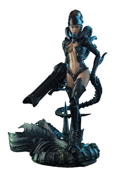 Alien vs Predator Hot Angel Series 1/6 Alien Girl Hot Toys action figur Neu