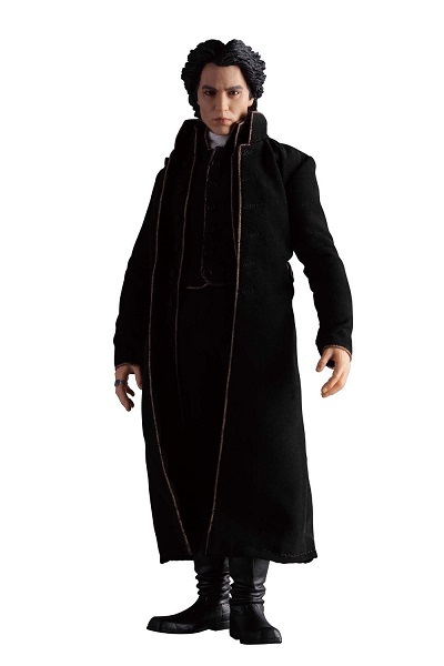 Medicom Sleepy Hollow RAH Actionfigur 1/6 Ichabod Crane 30 cm action Neu